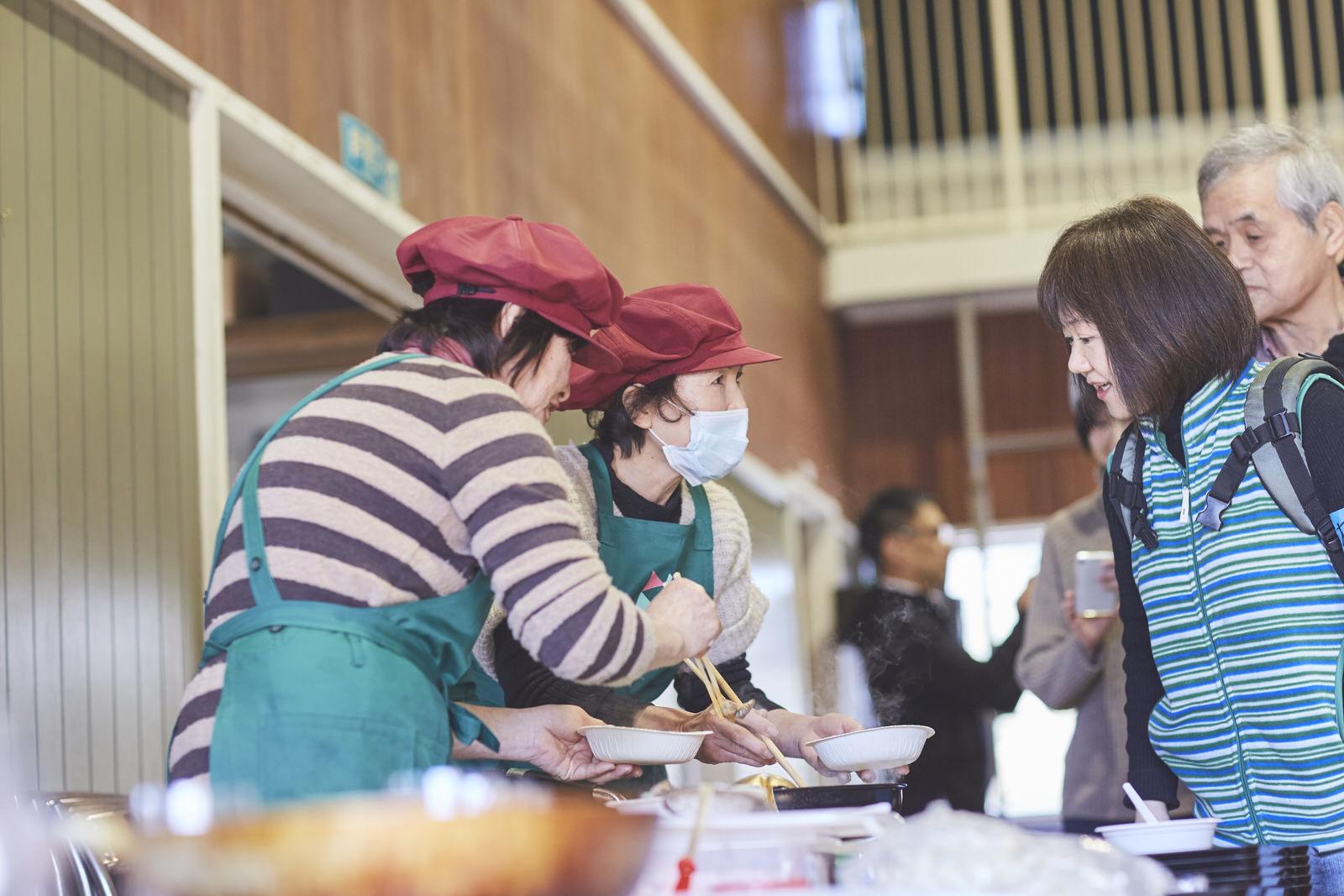 2017年2月に開催された大崎ウインターピクニックの様子