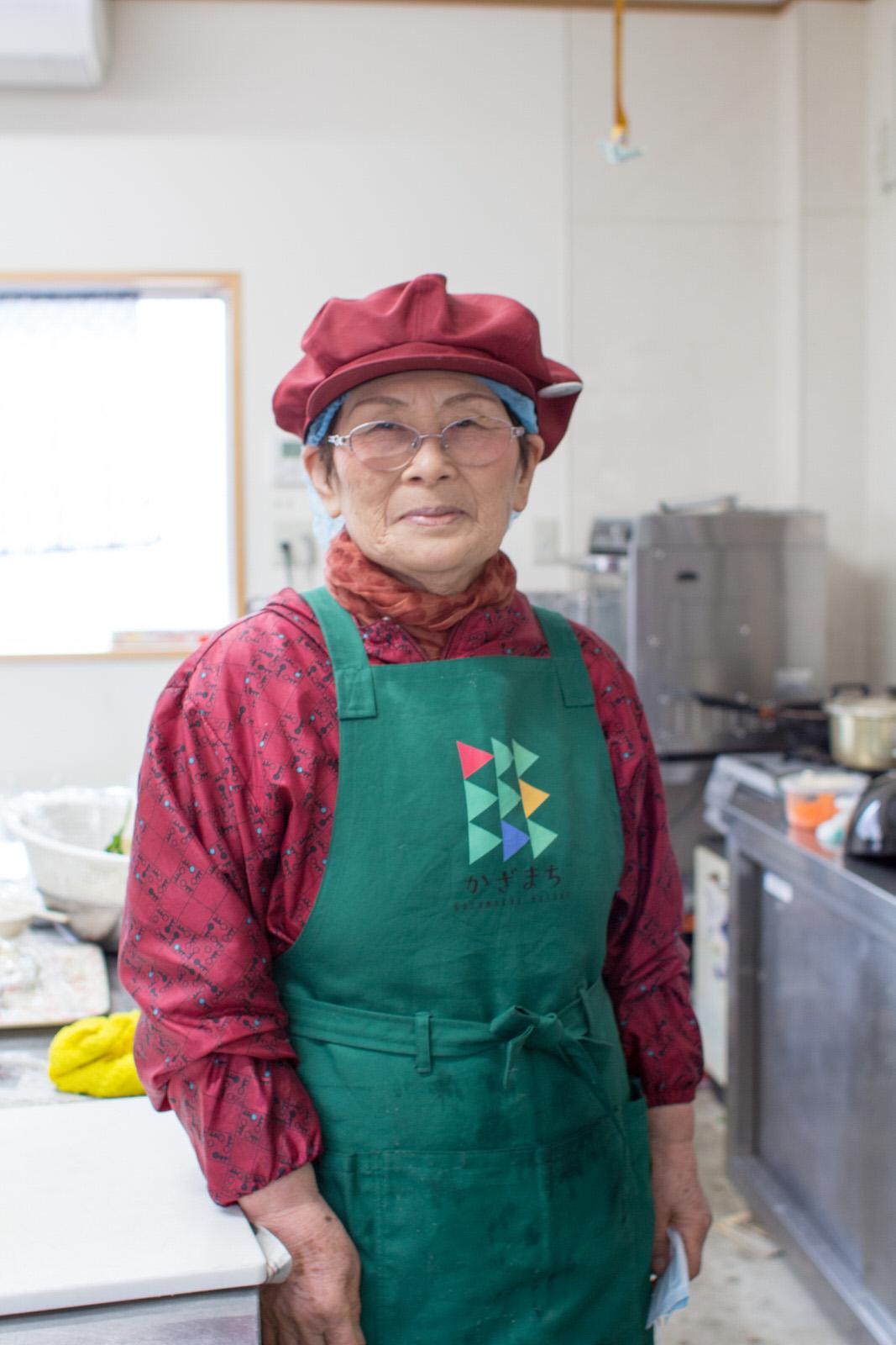 辻岡節子さん